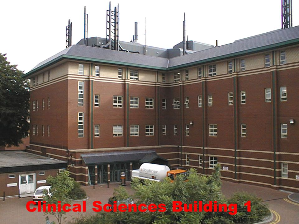 Directorate of Laboratory Medicine2 Clinical Sciences Building 1
