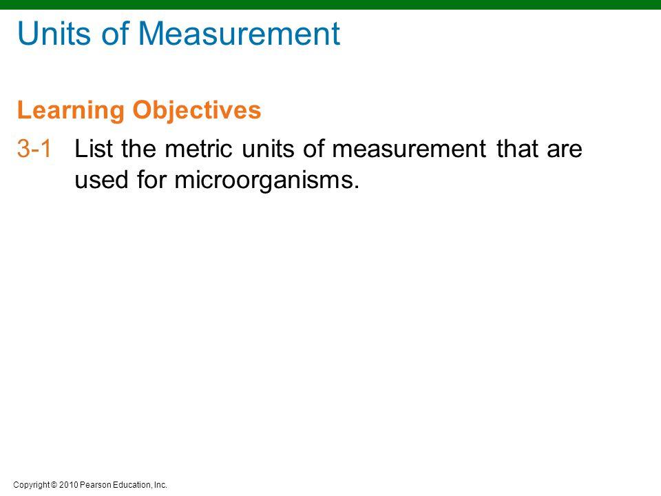 Copyright © 2010 Pearson Education, Inc. Figure 3.13 Acid-Fast Bacteria