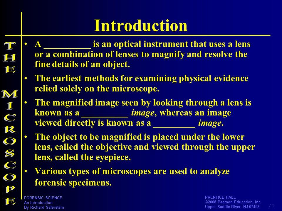7-3 PRENTICE HALL ©2008 Pearson Education, Inc.