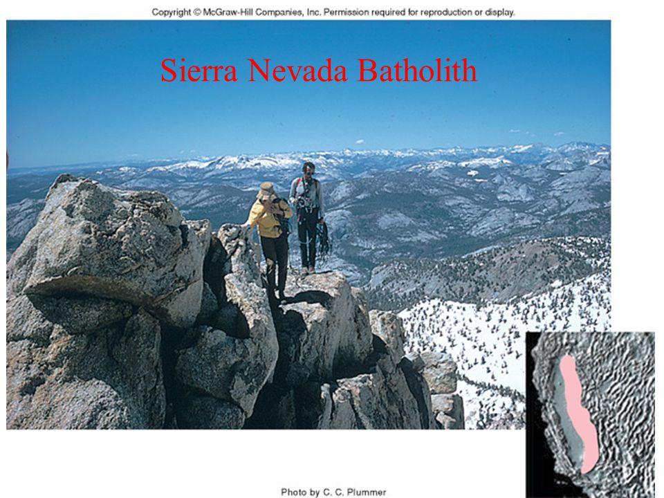 Sierra Nevada Batholith