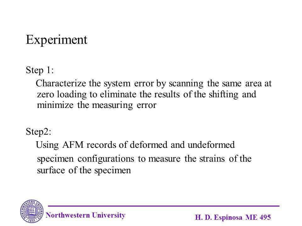 Northwestern University H. D.