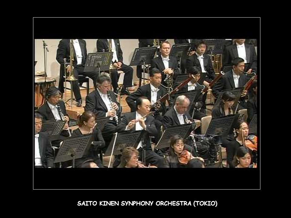 BAVARIAN RADIO SYMPHONY ORCHESTRA MUNICH