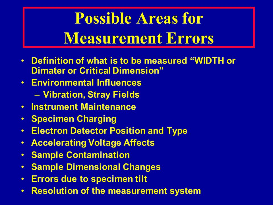 SEM Signal and Contrast Therefore, as the mean number of counts increases, the S/N ratio improves.