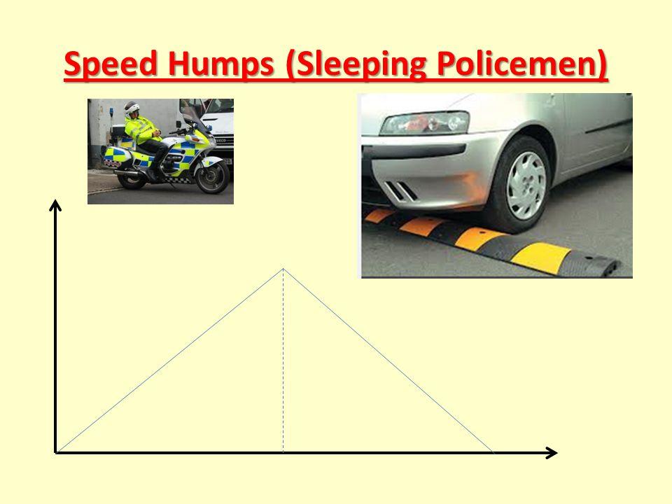Speed Humps (Sleeping Policemen)