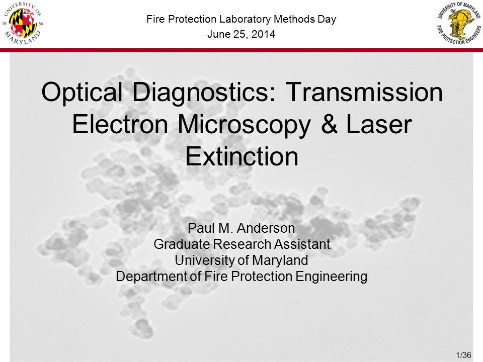 12/36 Transmission Electron Microscopy Additional information: P.M.
