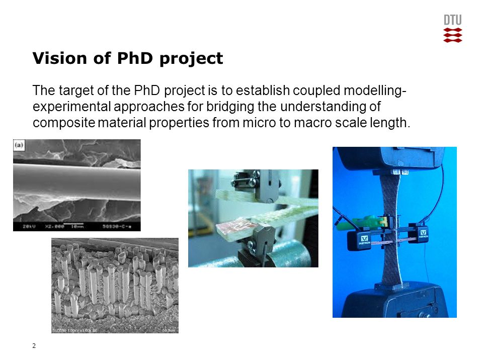 "Add Presentation Title in Footer via ""Insert""; ""Header & Footer"" Vision of PhD project The target of the PhD project is to establish coupled modelling"