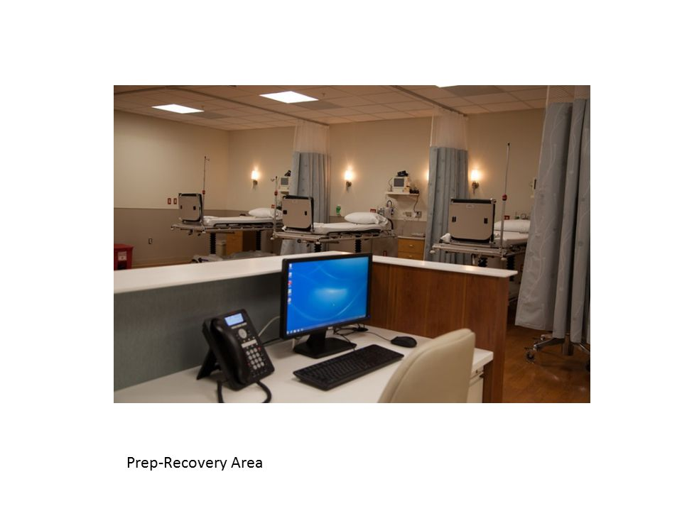 Prep-Recovery Area