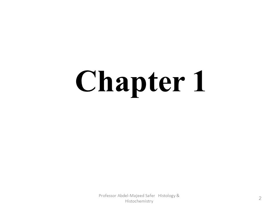 2 Chapter 1