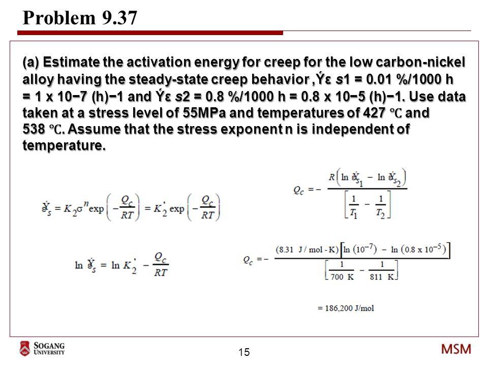 15 Problem 9.37