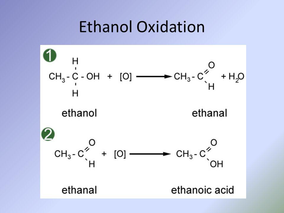 Ethanol Oxidation