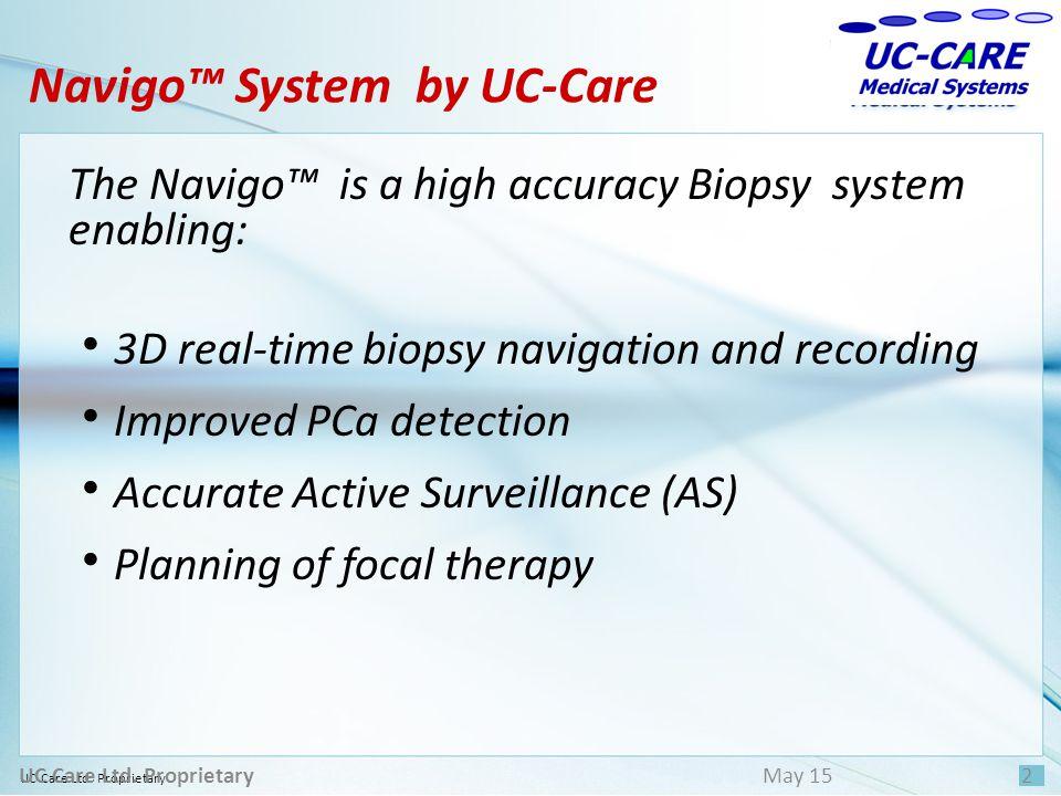 UC Care Ltd.Proprietary May 153UC Care Ltd.