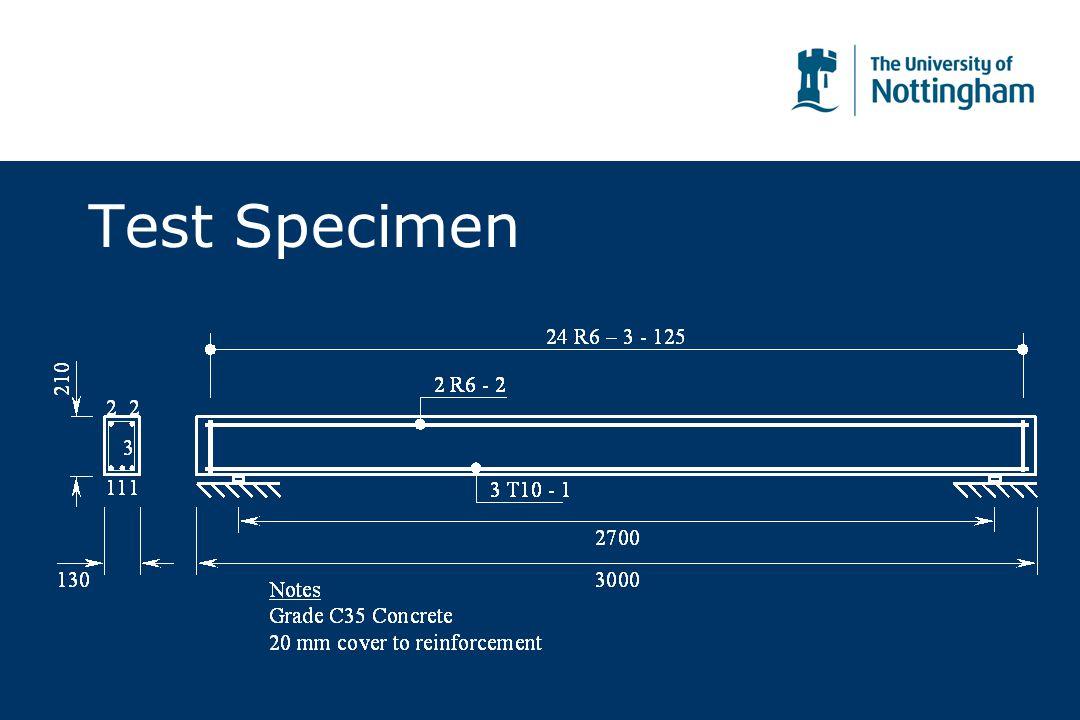 Test Specimen