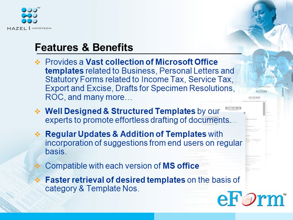 Template Management Software for Microsoft ® Office Users