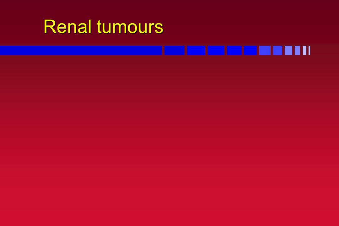 Renal tumours