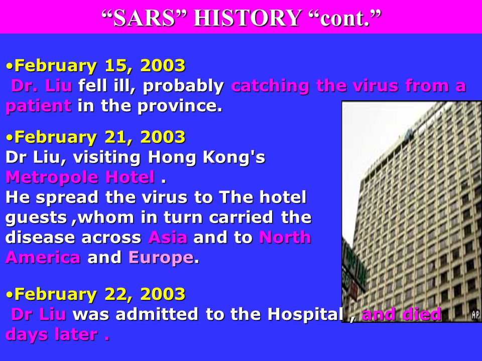 February 15, 2003 Dr.