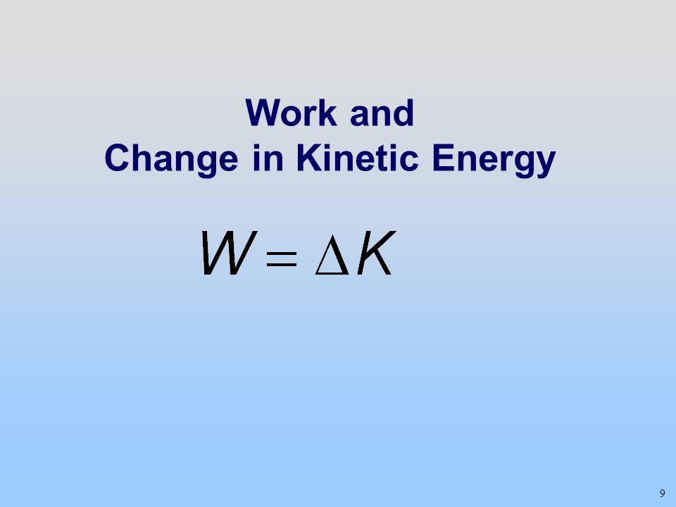 20 E Field and Potential: Effects If you put a charged particle, (charge q), in a field: To move a charged particle, (charge q), in a field and the particle does not change its kinetic energy then: