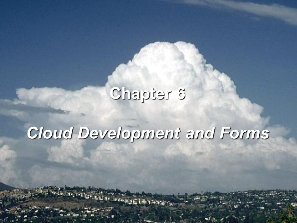 Chapter 6 Cloud Development and Forms