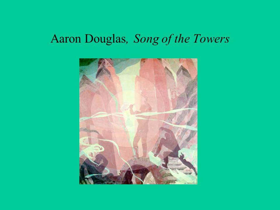 Aaron Douglas, study for God s Trombones