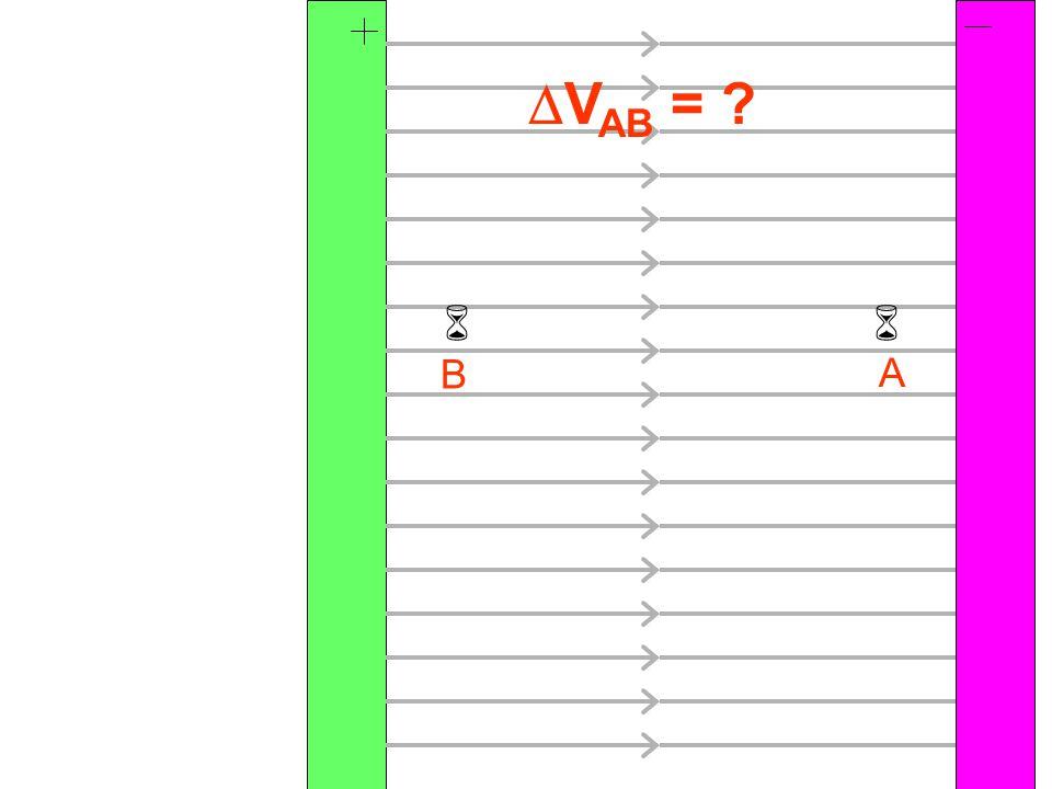 B A   V AB =