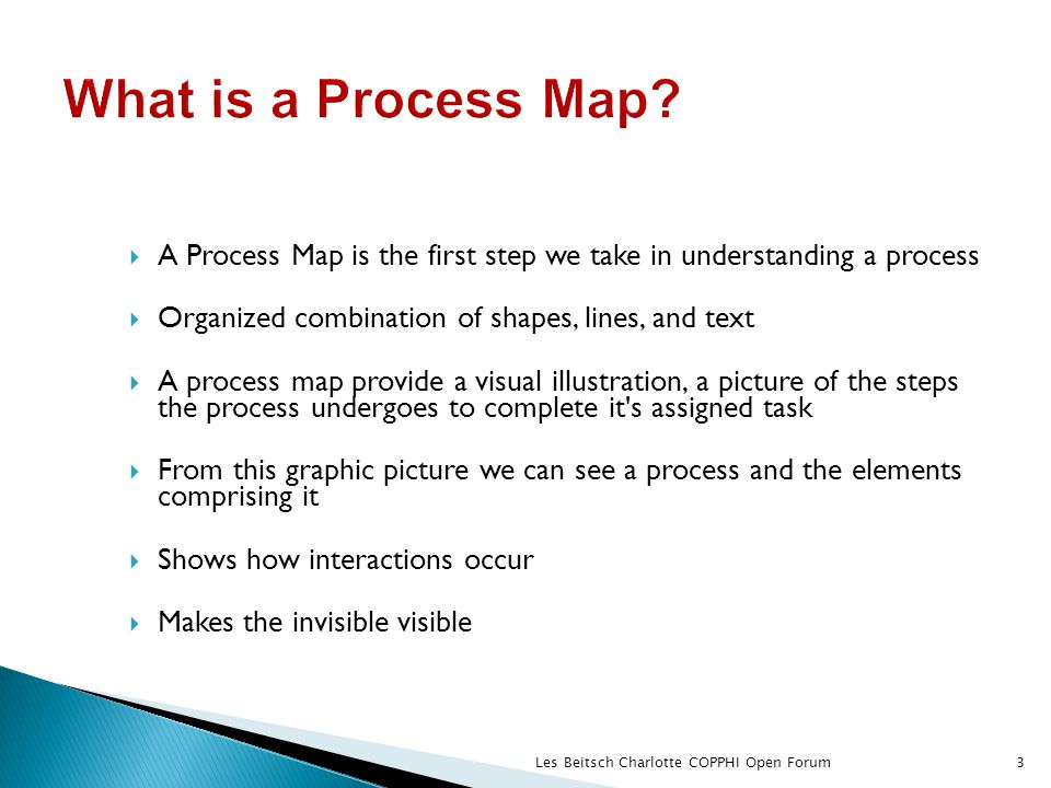  A process is a series of steps or actions performed to achieve a specific purpose.