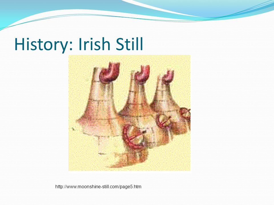 History: Irish Still http://www.moonshine-still.com/page5.htm