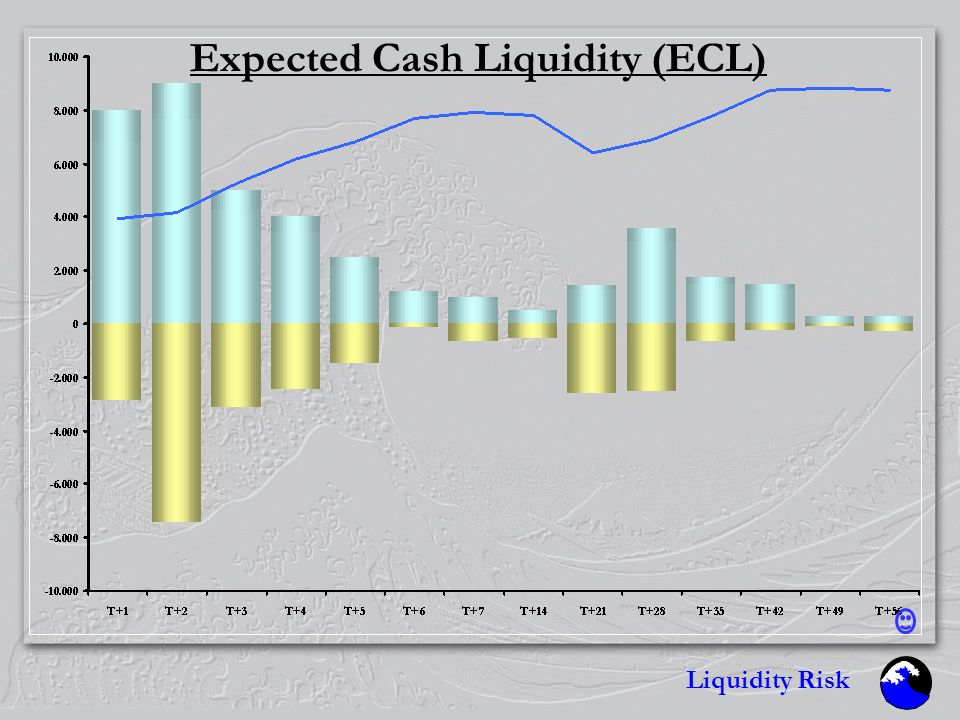 Liquidity Risk Expected Cash Liquidity (ECL) mean 