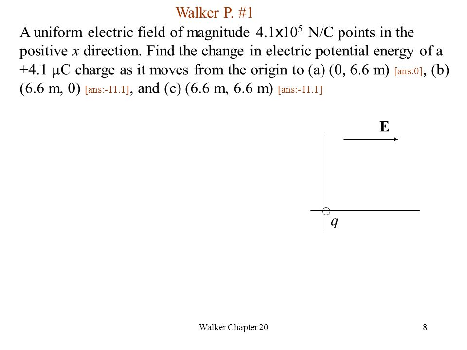 Walker Chapter 2019 Electric Field Lines and Equipotential Surfaces for two point charges (Electric field lines and Equipotential surfaces are always mutually perpendicular).