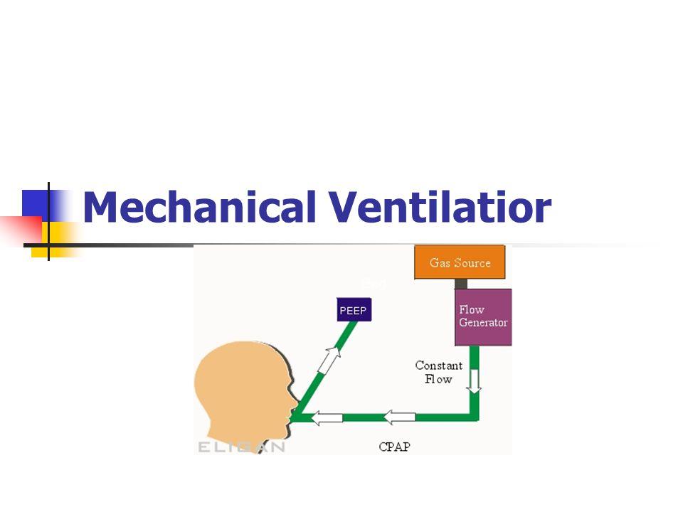 Mechanical Ventilatior