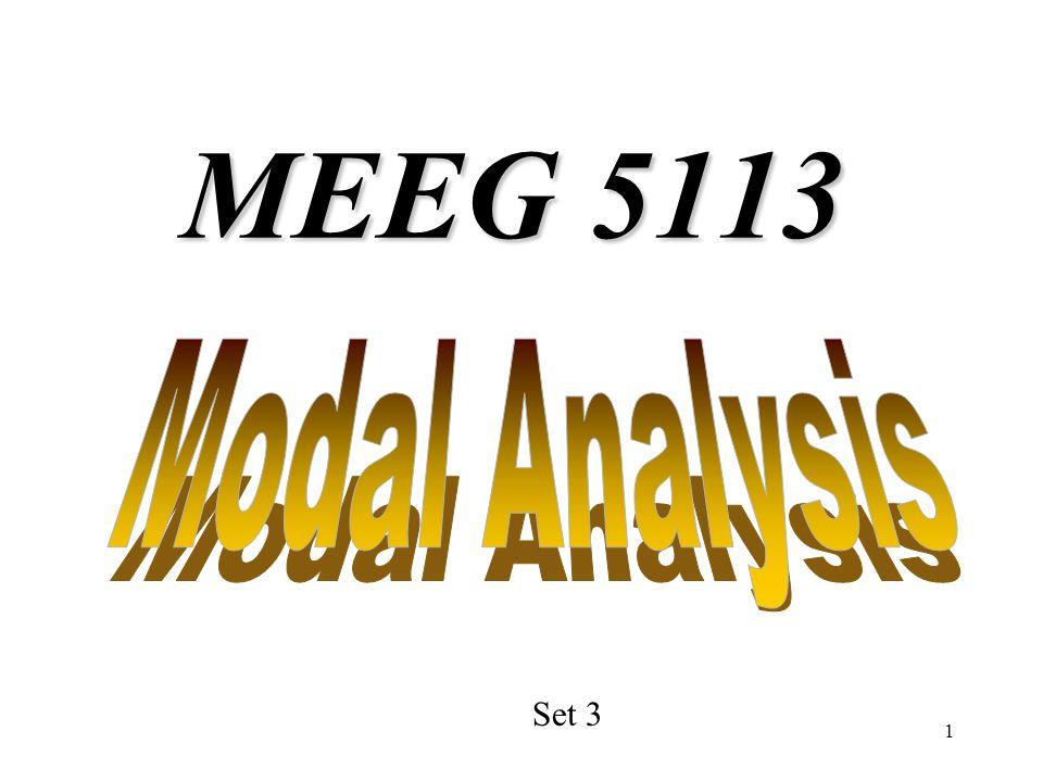 1 MEEG 5113 Set 3