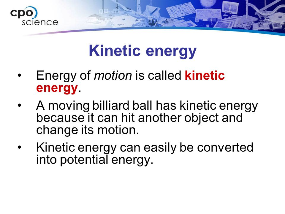 Using the law of conservation of energy Suppose your system is a ball rolling along a track with a hill and a valley.