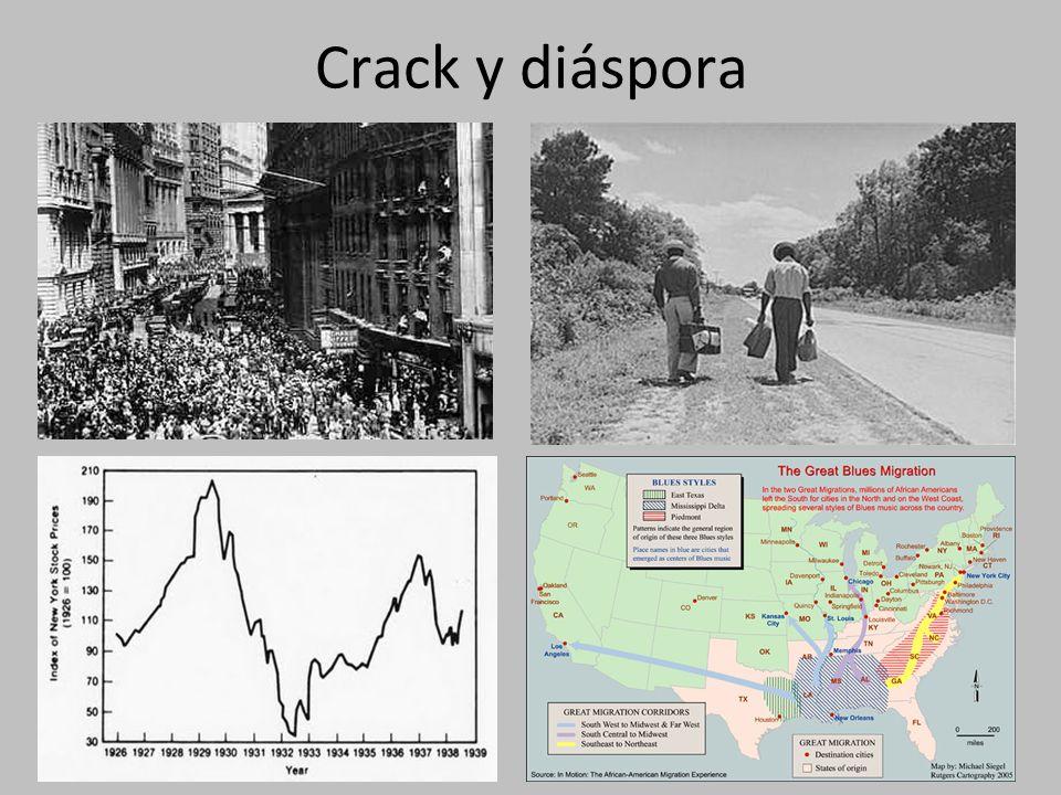 Crack y diáspora