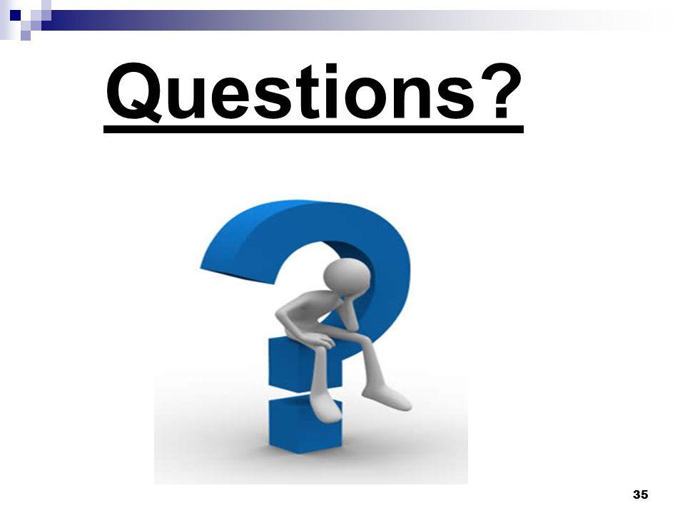 35 Questions