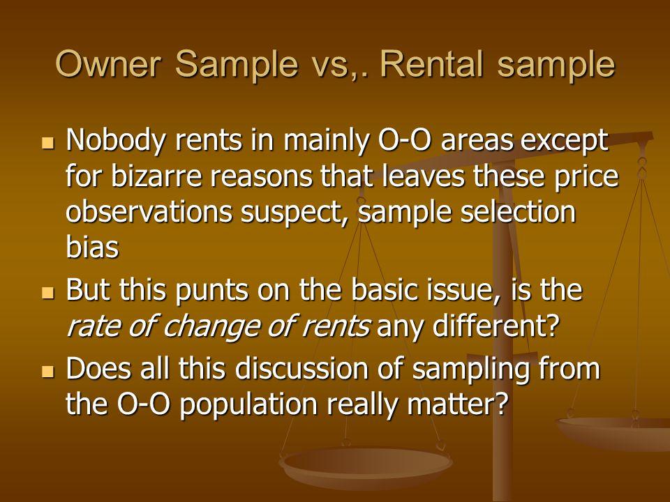 Owner Sample vs,.