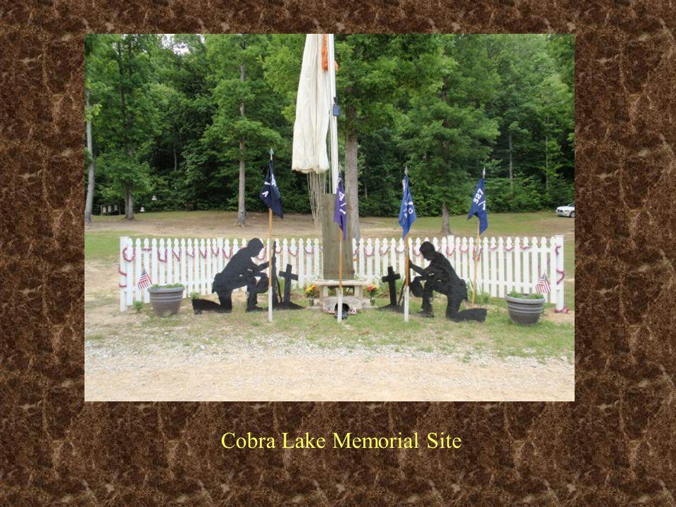 Cobra Lake Memorial Site