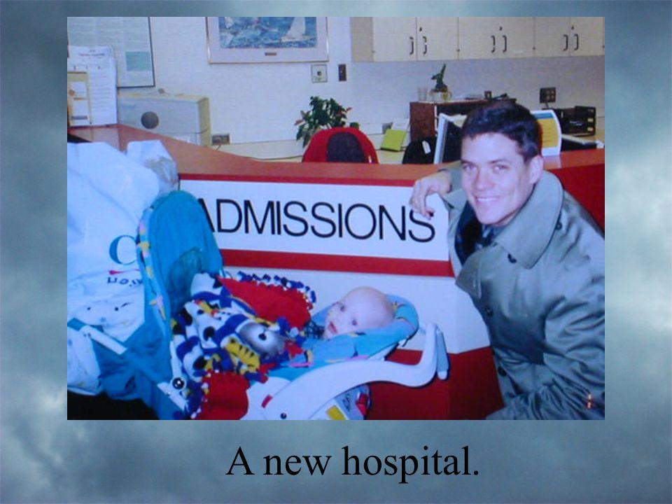 A new hospital.