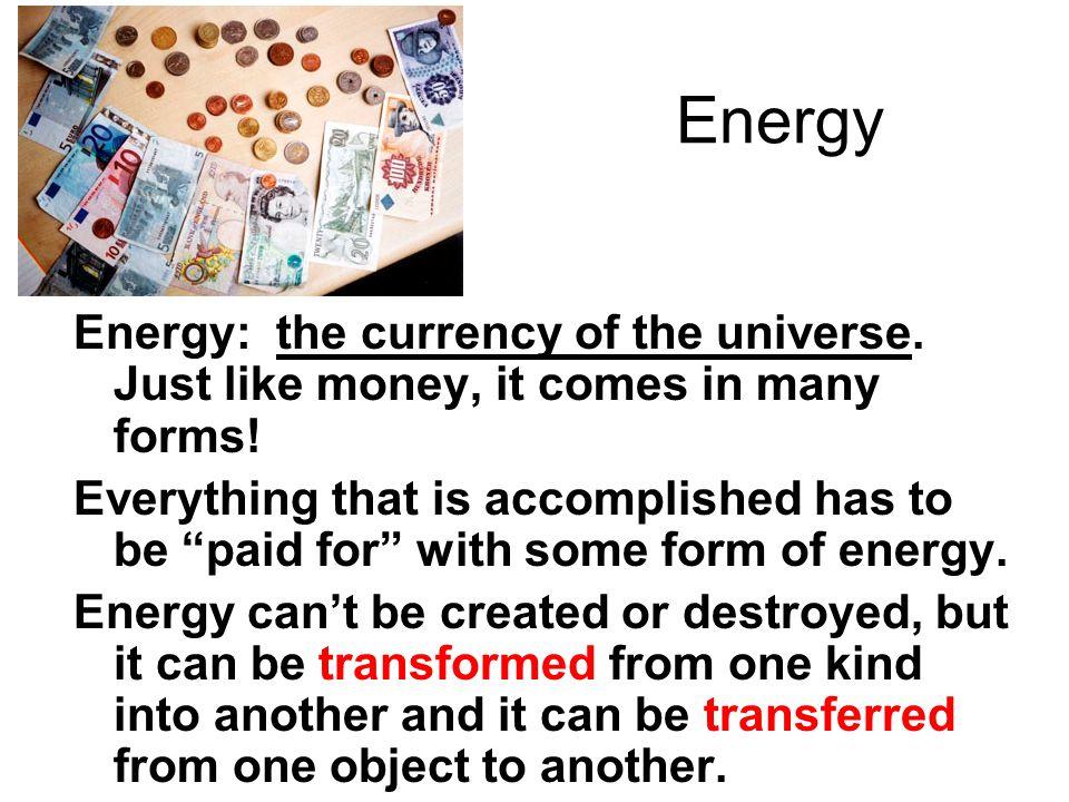 The Work-Kinetic Energy Theorem NET Work done by all forces =  Kinetic Energy W net = ½ mv 2 f – ½ mv 2 o