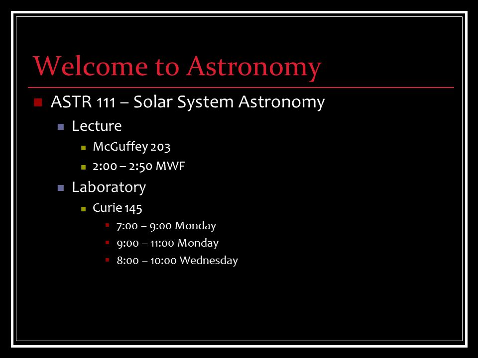 Welcome to Astronomy ALWAYS ASK QUESTIONS!