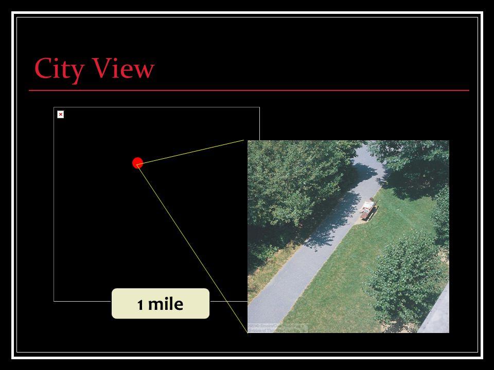 City View 1 mile