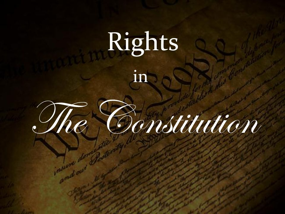 God-given Rights Government Force Abortion Declaration of Independence: to secure these rights, governments are instituted among men. Amendment XIV: No State shall...