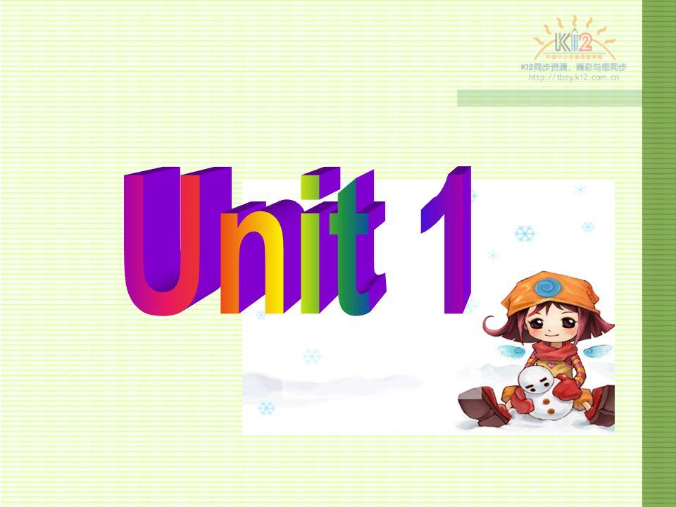 Unit 1-2 Revision