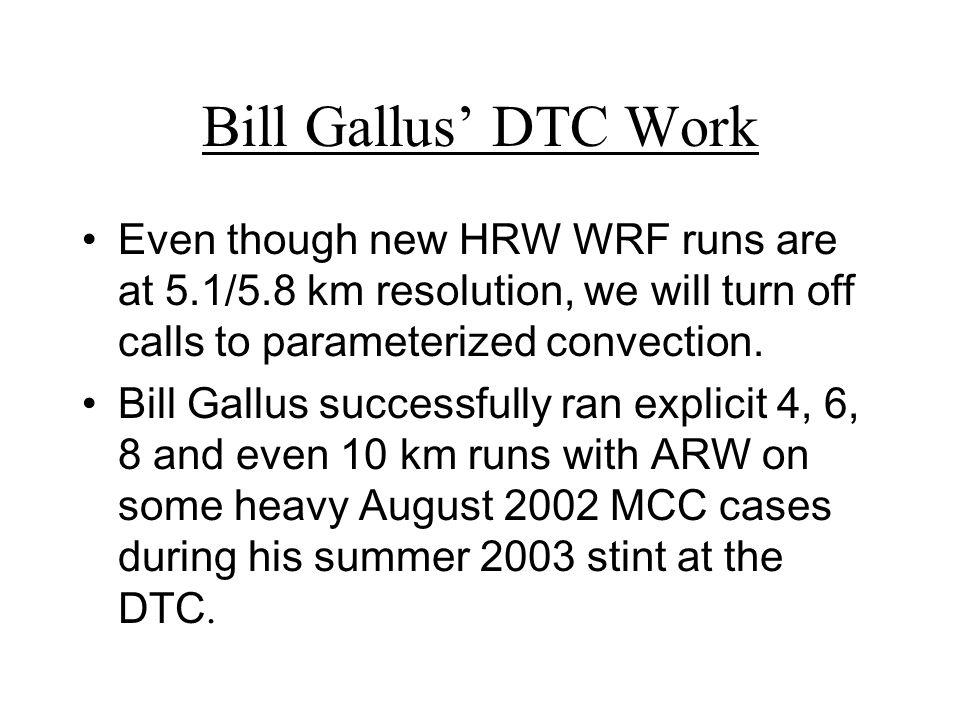 Matt Pyle's Web Site Displaying 4.5 km WRF-NMM http://www.emc.ncep.noaa.gov/mmb/mmbpll/cent4km/ 30 hour forecast valid 06z 7 December, 2004