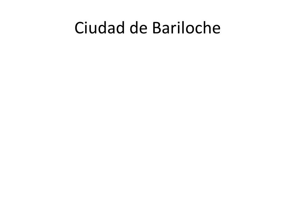 Ciudad de Bariloche