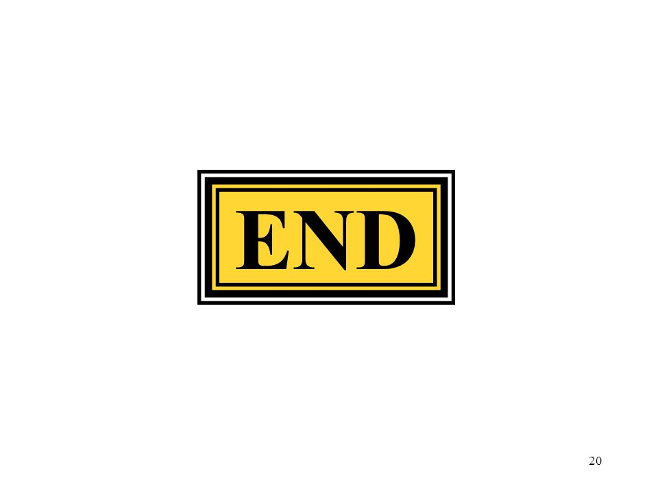 END 20