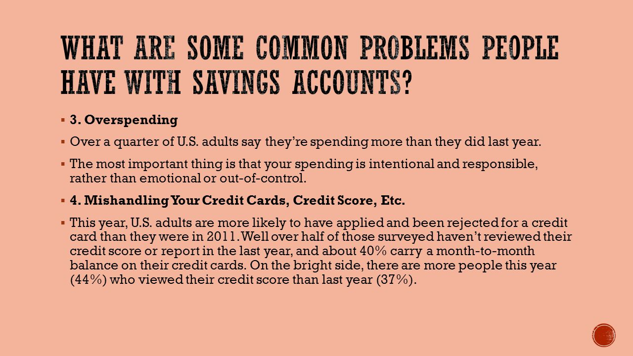  I Save What's Left Over  The risk with this: So you pay your bills, maybe make a few fun purchases too, then you transfer whatever is left over in your checking account to savings.