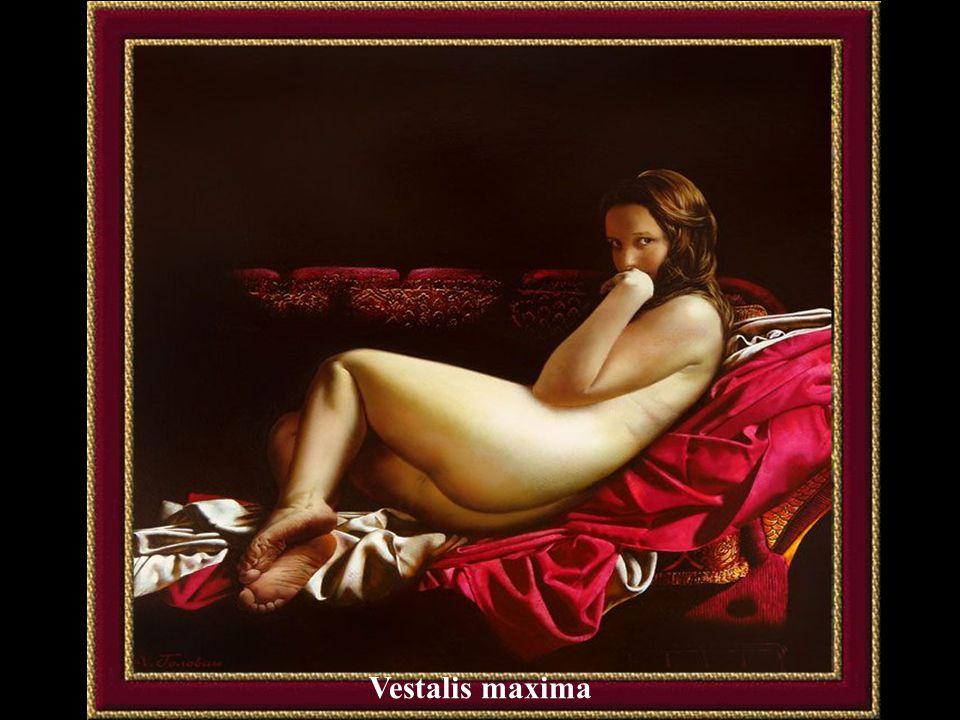 Vestalis maxima