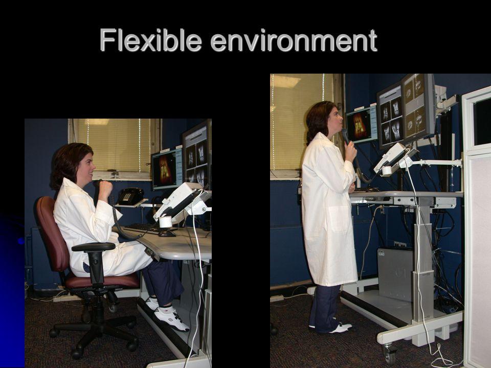 Flexible environment