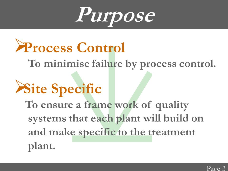 Layout  'Minimum Requirements' Detail the requirements of ISO9001:2000 and the NZTPC that all plants should adhere to.