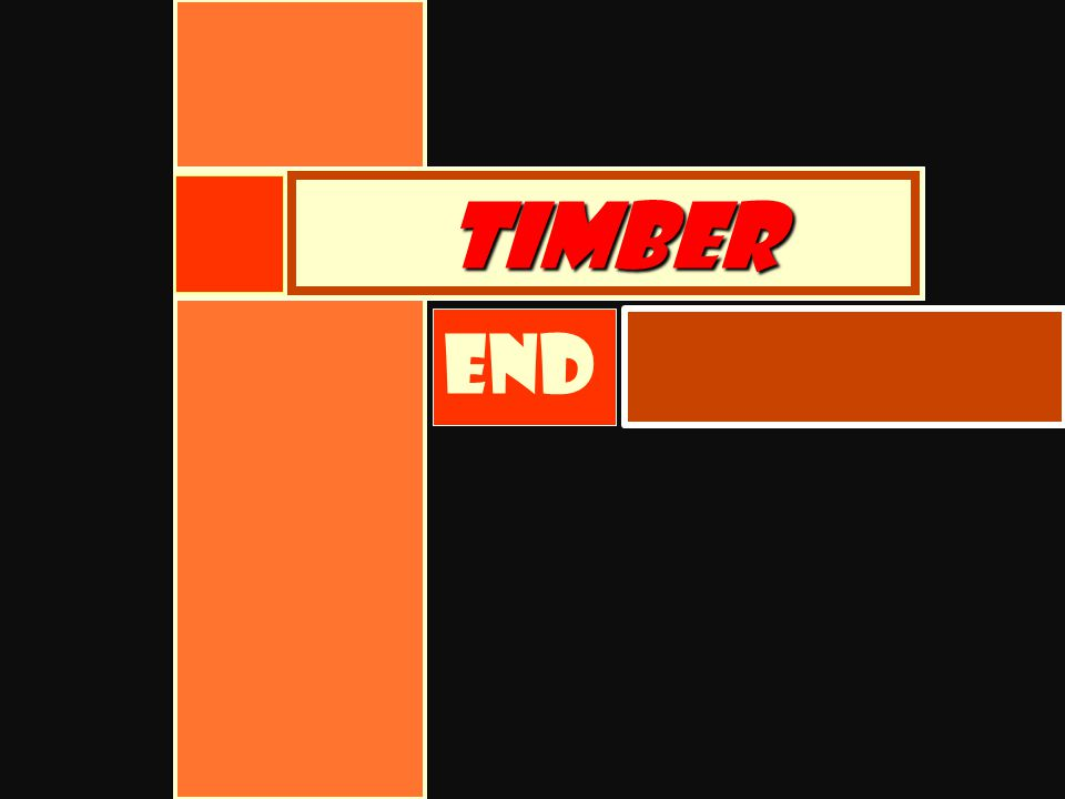 timber End