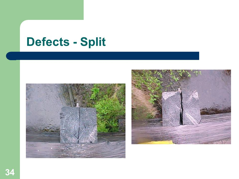 34 Defects - Split