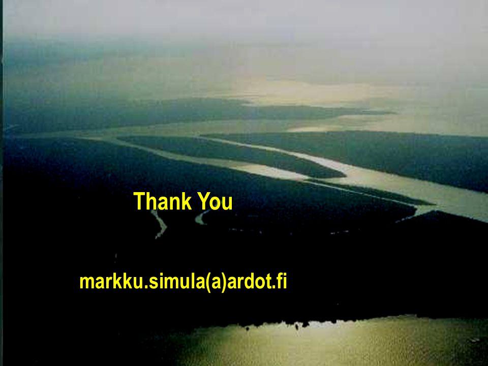 13 Thank You markku.simula(a)ardot.fi